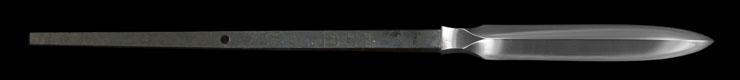 yari [echizen koku_ju kanenori] Picture of blade
