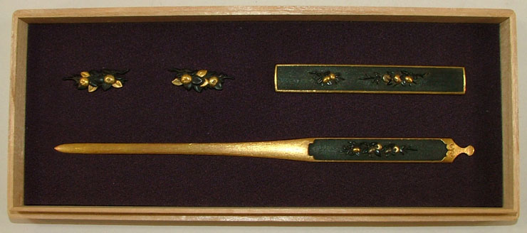 mitokoromono No signature (teijo) (goto teijo) (9 generations) Picture