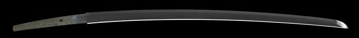katana [kaneyoshi] (combat sword) Picture of blade