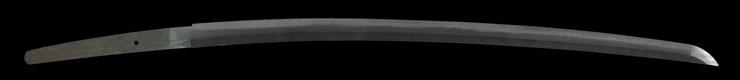 katana [hattori tantosho yoriyoshi](enomoto yoriyoshi) Picture of blade