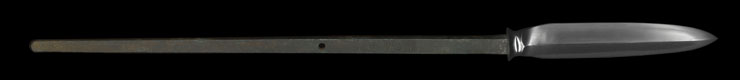 yari [kanesaki](seki) Picture of blade