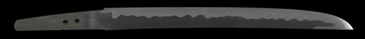 wakizashi [kanekage] (sintou) Picture of blade