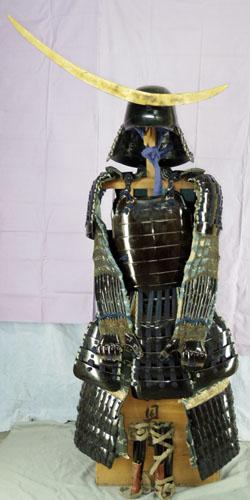 Japanese Samurai Armor (kosyou gusoku) Picture