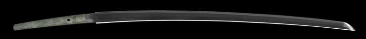 katana [koa_issin_manshikisaku Showa 17] (Mantetsu_to) Picture of blade