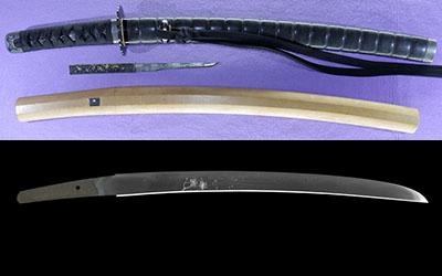 wakizashi [mita gennoshin taira sukeyoshi TENPO 10]thumb