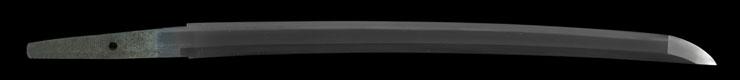 wakizashi [shouji yamon naokatsu BUNKYU 1] (sinsintou jou-saku) Picture of blade