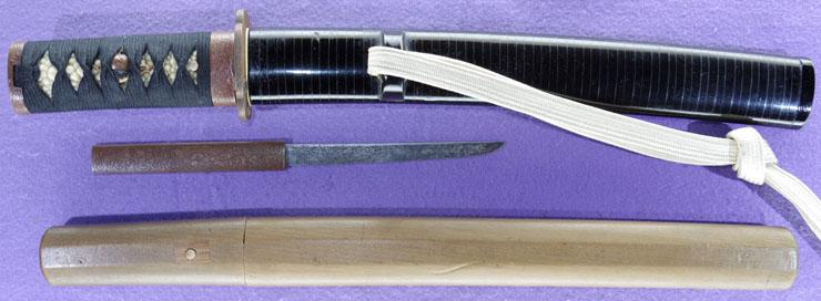 tantou [kuniaki TAISHO 5] (okimoto kuniaki) Picture of SAYA