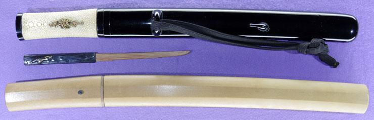 tantou [jirou naokatsu TENPO 3] (jirou_tarou naokatsu)(sinsintou jou-saku) Picture of SAYA