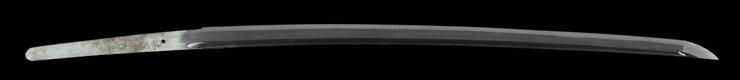 katana [minamoto kunitsugu dotanuki represent HEISEI 27] (nakata kunitsugu) Picture of blade