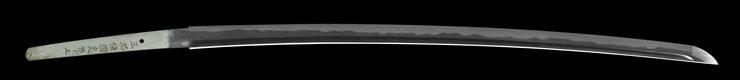 katana [miike_ju kunitada HEISEI 7](komiya kunitada) Picture of blade