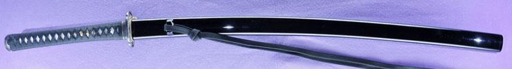 katana [bushidou higo_koku yatsushiro_ju akamatsutarou  kaneyuki HEISEI 28](shinsakutou new sword) Picture of SAYA