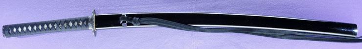 katana [bushidou higo_koku yatsushiro_ju akamatsutarou  kaneyuki HEISEI 28] (shinsakutou new sword) Picture of SAYA