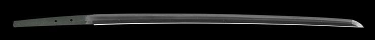 katana  [oumi_no_kami houjyouji tachibana masahiro] (2 generation)(sintou jou-saku) Picture of blade