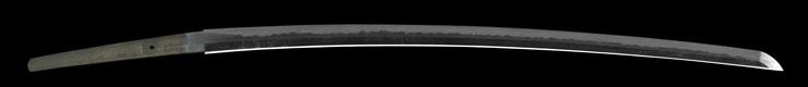 katana [kasama ikkansai shigetsugu TAISHO 5] Picture of blade