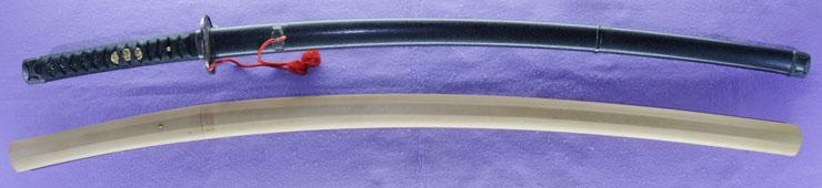 katana [musashitarou yasukuni SHOTOKU 6] (sintou jou-saku) Picture of SAYA