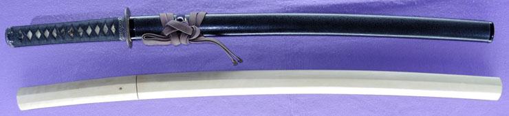 wakizashi [heki mitsuhira] (sintou joujou-saku)(wazamono) Picture of SAYA