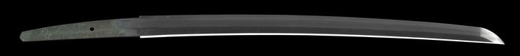 wakizashi [oku motoyasu ANSEI 6] (2 generations) Picture of blade