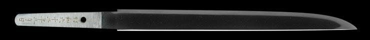 tantou [ozawa masatoshisaku SHOWA 62] Picture of blade