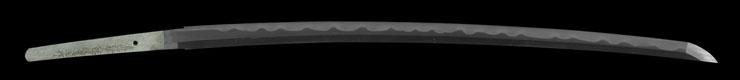 katana [noshu bugei hachiman_ju Kanekuni saku] (ogawa kunihiko) (toran_ba) (mukansa) Picture of blade