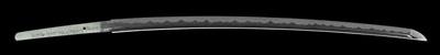katana [bushidou higo_koku yatsushiro_ju akamatsutarou  kanemitsu  HEISEI 29] (shinsakutou new sword)thumb