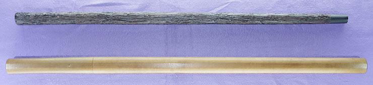 katana [sanjyou munechika] (yamato・sinsintou) [Sword cane] (zatoichi stick) Picture of SAYA