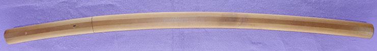 katana [yasunobu SHOWA 15] (murakami yasunobu) (yasukuni_tou) Picture of SAYA