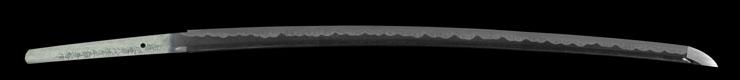 katana [higo_koku_ju akamatsu tarou kanehiro HEISEI 30] (shinsakutou new sword) Picture of blade