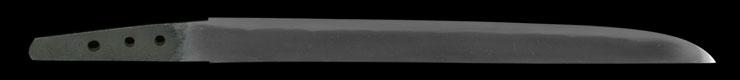tantou [etchu_koku kanemaki] Picture of blade