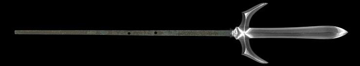 jumonji yari [heianjo_ju ishido suketoshi] (sintou) Picture of blade