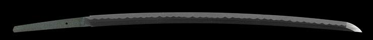 katana [bizen_no_suke munetsugu KEIO 1] (koyama munetsugu 1 generation) (sinsintou joujou-saku) Picture of blade
