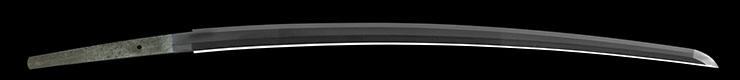 katana [koa issin mantetsu saku kore Showa 16] (Mantetsu_to) Picture of blade