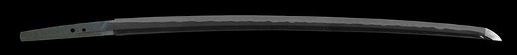 katana [kazusa_no_suke fujiwara kaneshige] (sintou jou-saku) (wazamono) Picture of blade