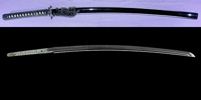 katana [bichu_koku tesouju takeshita minamoto sukemitsu minamono isao HEISEI 2]thumb
