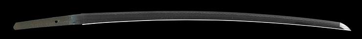 katana [noshu ju kanekadoo] (sintou) Picture of blade