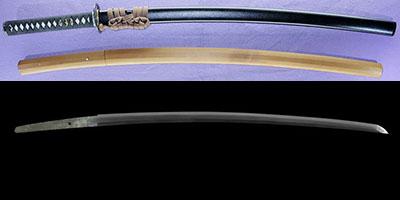katana [yasunobu SHOWA 15] (murakami yasunobu) (yasukuni_tou)thumb