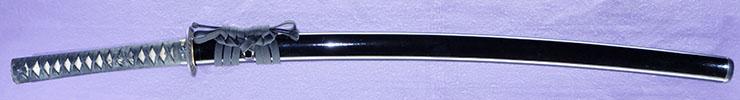 katana [yukishige] (echigo・The Muromachi era) Picture of SAYA