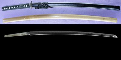 katana [buzen koku imagawa_no hotori ni oite kunimitsu saku SHOWA 46] (sa kunimitsu Father of kouno sadamitsu)thumb