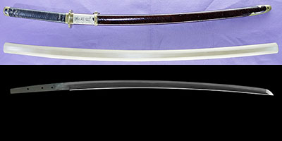 katana [sesshu_ju fujiwara sukehiro] (1 generation soboro sukehiro) (sintou joujou-saku) (saijo oh wazamono) (toppei-koshirae)thumb