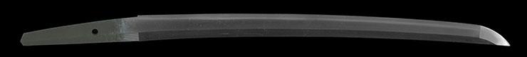 wakizashi [echizen_no_ju shimosaka kunikiyo] Picture of blade