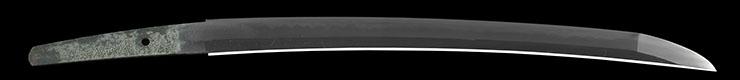 katana [bushu kawagoe_ju terutoki saku BUNKYU 3] (masaki terutoki) Picture of blade
