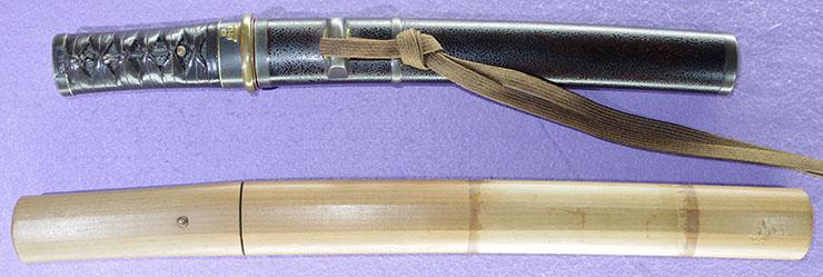 tantou [terukazu] (musashi : TENPO) (gyokurinshi terukazu) Picture of SAYA