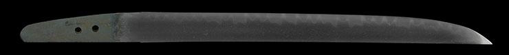 tantou [kaneshige] (seki) Picture of blade