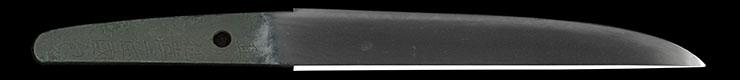 tantou [oshu sendai_ju kunikane] (Hosho_den) (sinsintou) Picture of blade