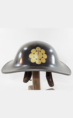 Jingasa (Antique Samurai Hat) kuyou mon Picture