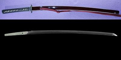 katana [hizen_koku kazuyoshi SHOWA 55] (Nakao kazuyoshi) (Hizen Tadayoshi copy)thumb