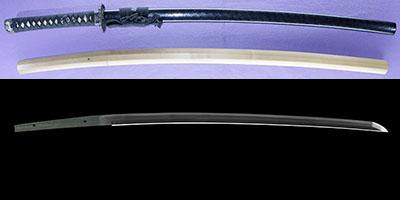 katana [nagasada BUNKYU 3] (okachiyama nagasada) (sinsintou joujou-saku)thumb