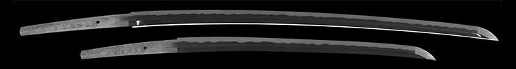 dai shou hitokoshi(long and short set)katana [seki_ju kanetoki saku Showa 61]wakizashi [seki_ju kanetoki saku Showa 61] Picture of blade