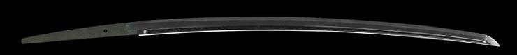 katana [yasutsugu nanban_tetsu_o_motte bushu edo_ni_oite kore_o_saku GENROKU 8] (edo 4 generation) Picture of blade
