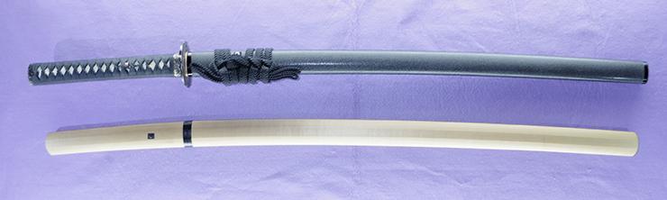 katana [hamabe minryushi toshizane BUNSEI 11] (sinsintou jou-saku) Picture of SAYA