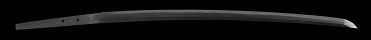 katana [hizen_no_kuni_ju musashi_no_daijo fujiwara tadahiro] (tadayoshi 1 generation) (sintou sai jou-saku) (saijo oh wazamono) Picture of blade